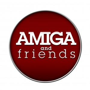 LOGO AMIGA AND FRIENDS